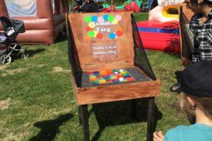 Aktivitetslåda game roliga spel event företagsevent spel företagsfest paintballtorpet luftlandet örjansfiske piteå