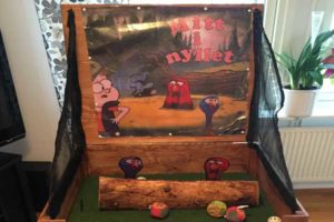 Aktivitetslåda game roliga spel event företagsevent spel företagsfest mitt i nyllet paintballtorpet luftlandet örjansfiske piteå
